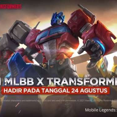 This is How to Get Free Skins at the Mobile Legends X Transformers Event!