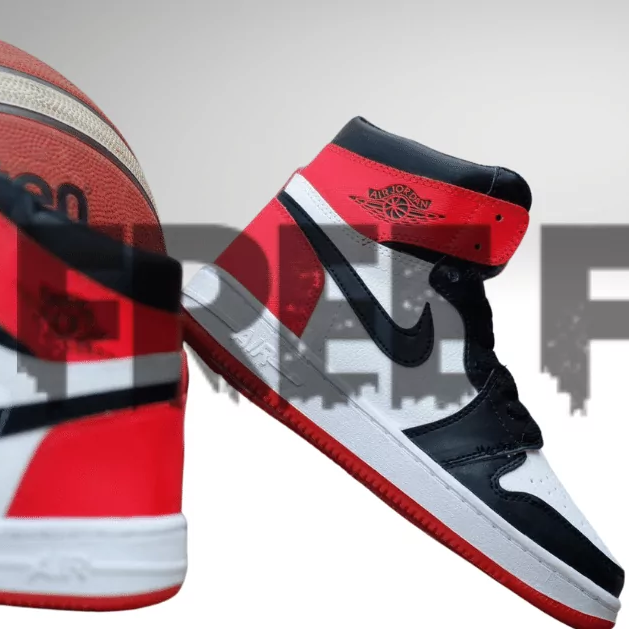 The arrival of Jordan Shoes in Free Fire!