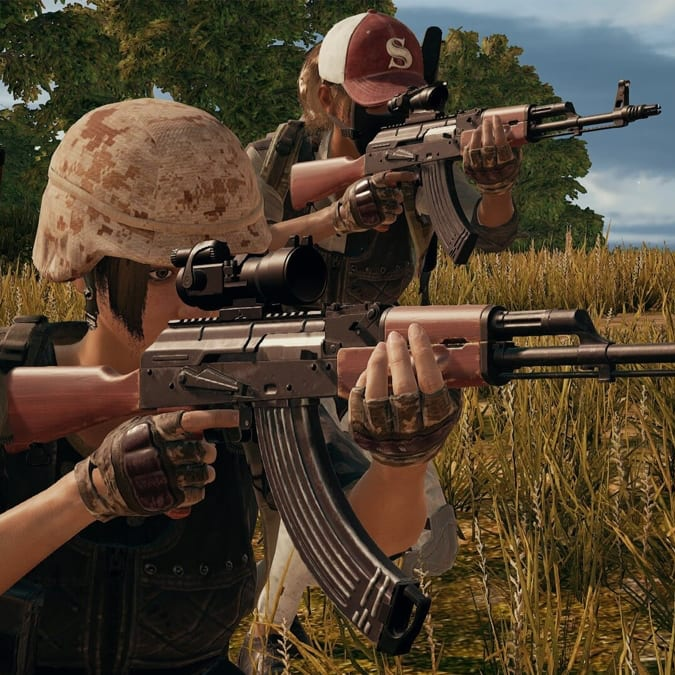 5 BEST ASSAULT RIFLE WEAPONS TO USE ON PUBG MOBILE!