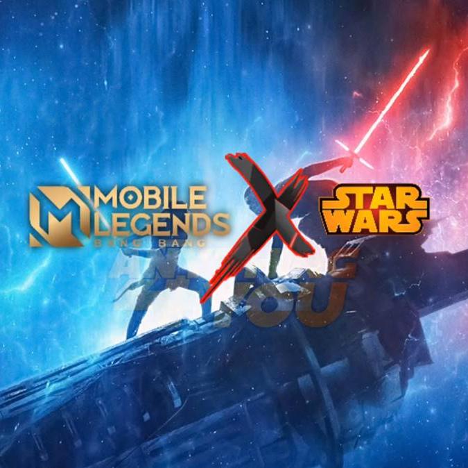 Mobile Legends and Star Wars Collaboration Skin Leaks!