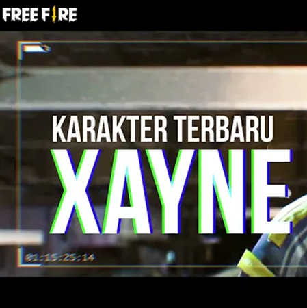 A Pet Matching with Xayne, a New Character in Free Fire