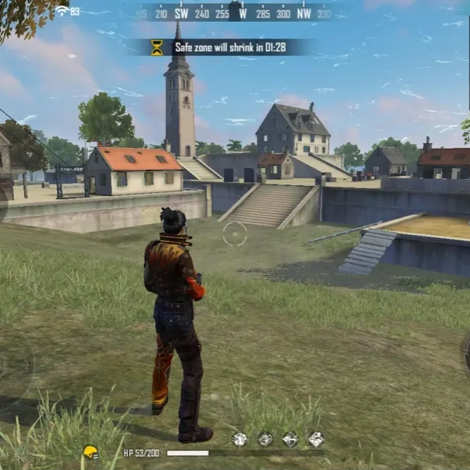 This is the Explanation of Map Awareness in Free Fire