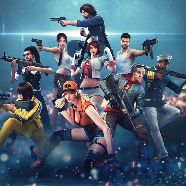 These 4 Free Fire Character Passive Skills Can Be Used by One Team!