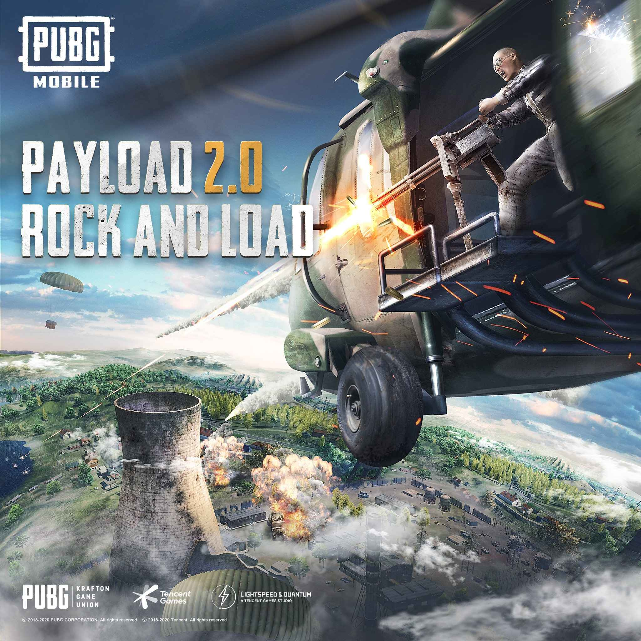 3 WWCD Auto Vehicles on PUBG Mobile 2.0 Payload
