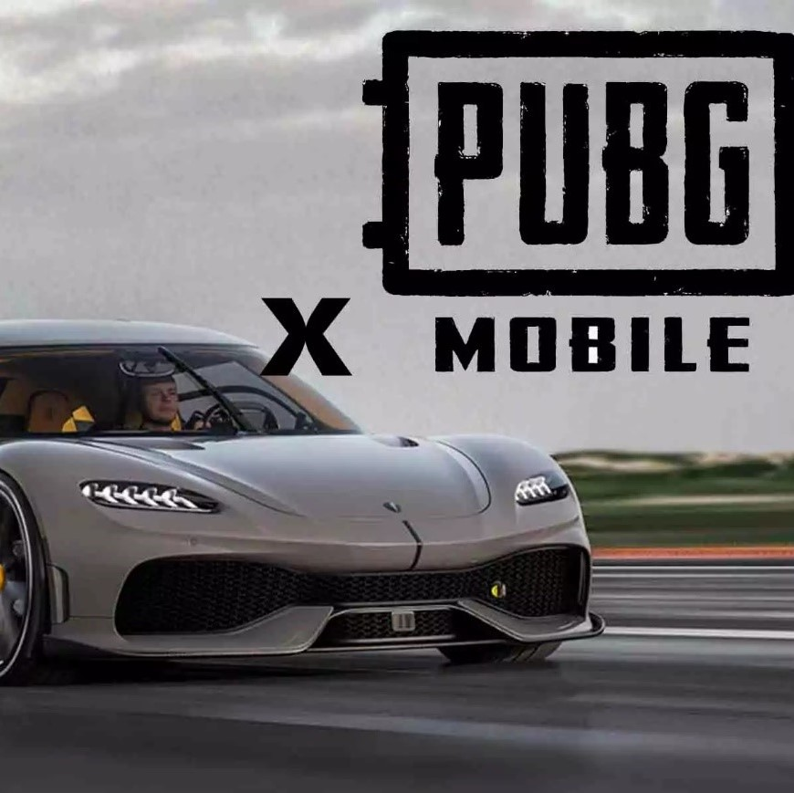 After Tesla, Now Koenigsegg Will Also Collaborate With PUBG Mobile