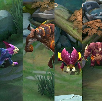 Monster Jungle, Lord, Turtle Mobile Legends Will have a New Appearance?