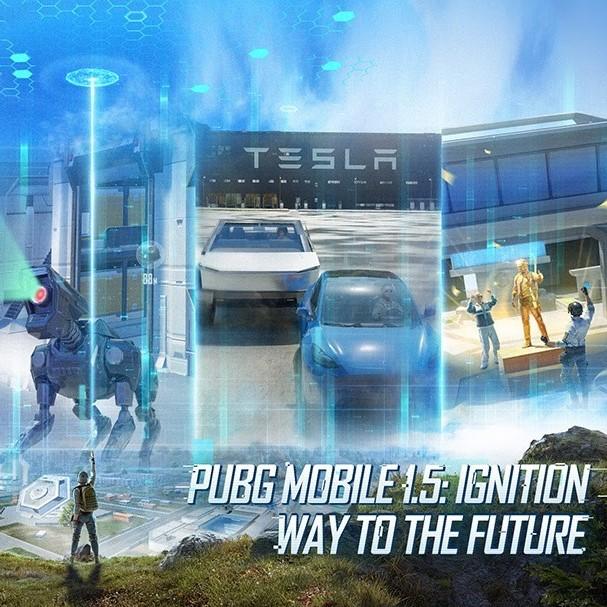 Various Big Updates in PUBG Mobile Version 1.5