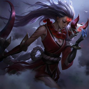 New Blood Skin Comes to Wild Rift!