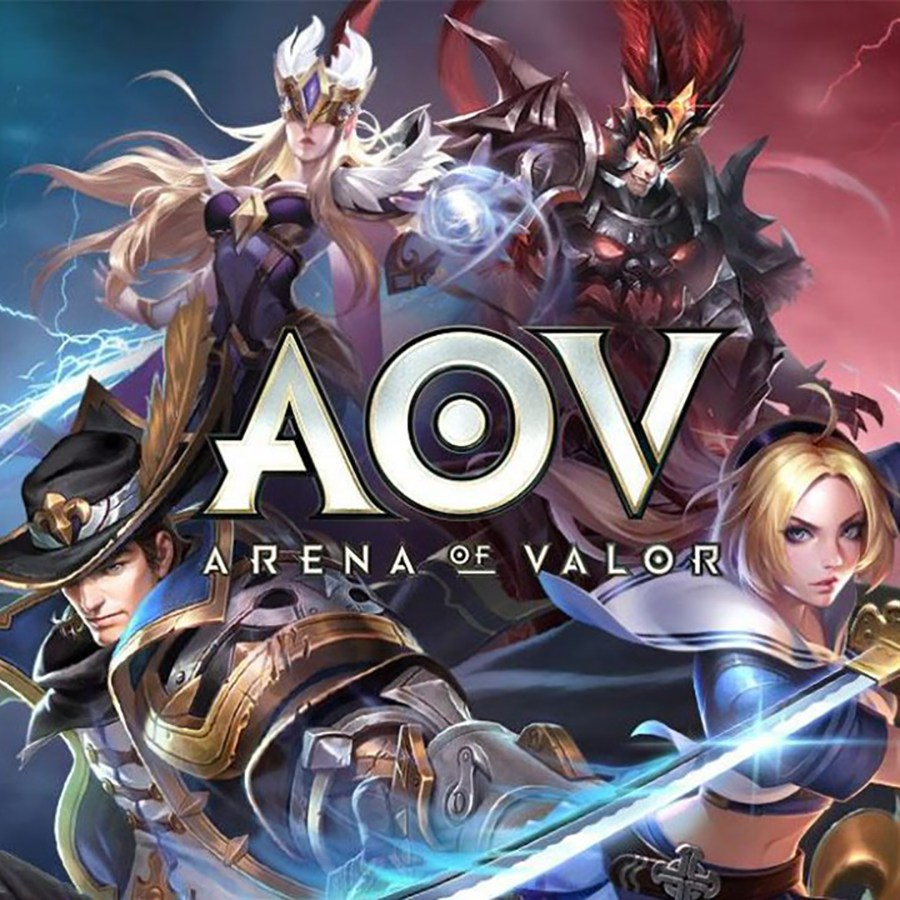 THE RANKED SYSTEM ON MOBA GAME ARENA OF VALOR!