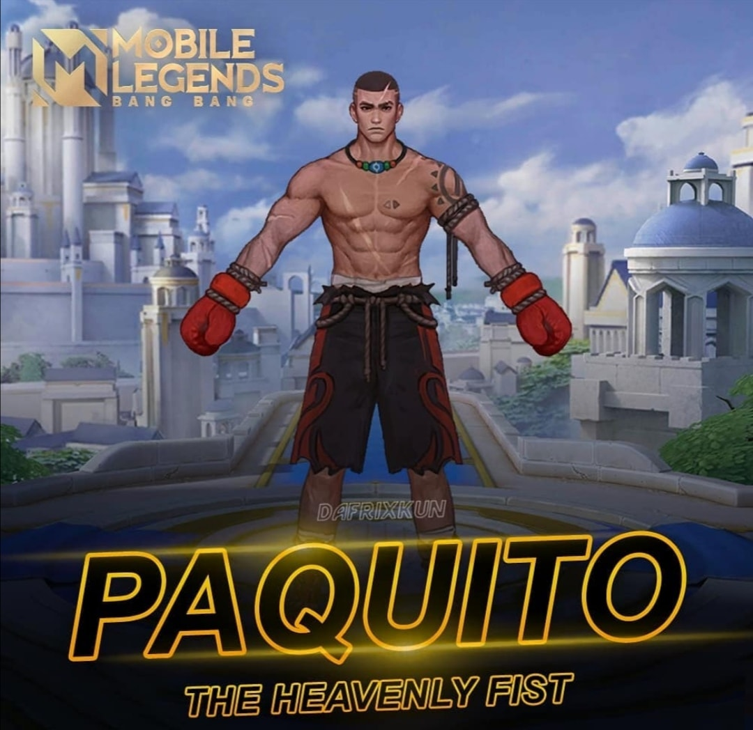 HERE'S AN EFFECTIVE WAY TO FIGHT PAQUITO'S NEW HERO!