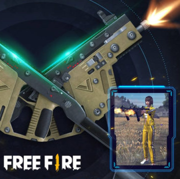Vector in Free Fire Gets Nerf again, becomes a Waste Weapon?