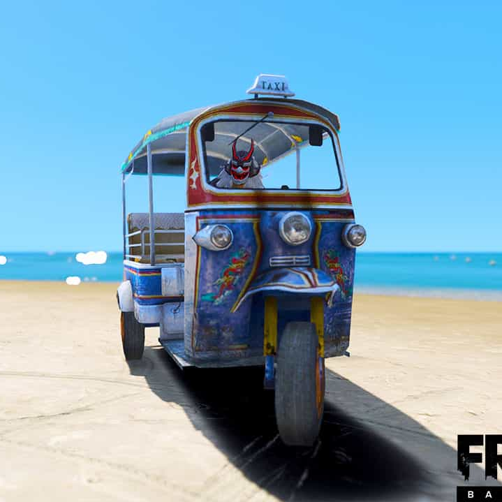 Tuk-tuk on Free Fire Are there no fans? This is the reason!
